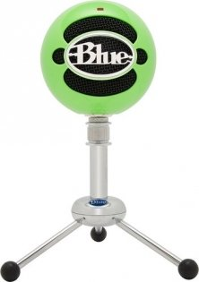 Blue Snowball Bundle-Green