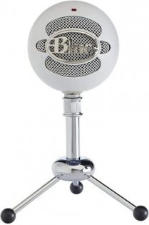 Blue Snowball Bundle-White